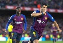 Suarez Hat Trick El Clasico Barcelona vs Real Madrid 2018 5-1