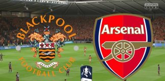 Ramalan Pertandingan Blackpool vs Arsenal 2019