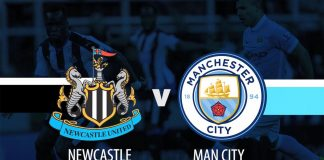 Ramalan Pertandingan Newcastle vs City 2018-19