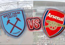 Ramalan Pertandingan West Ham vs Arsenal 2018